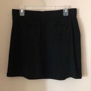 J Jill Pima Cotton Blend Skirt
